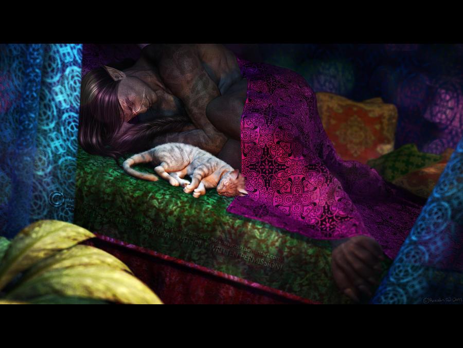 Cats by Mavrosh
