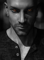 Wolf by Mavrosh
