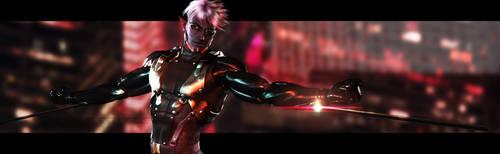 Cyborg by Mavrosh