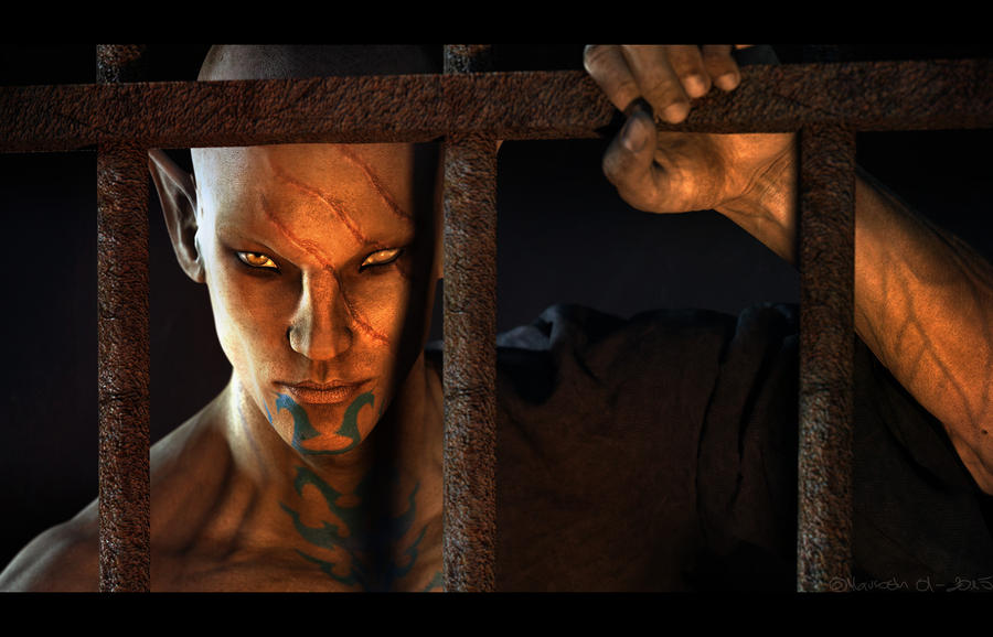 Sinner Close-Up by Mavrosh