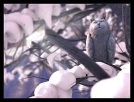 Winter Meowl by Mavrosh