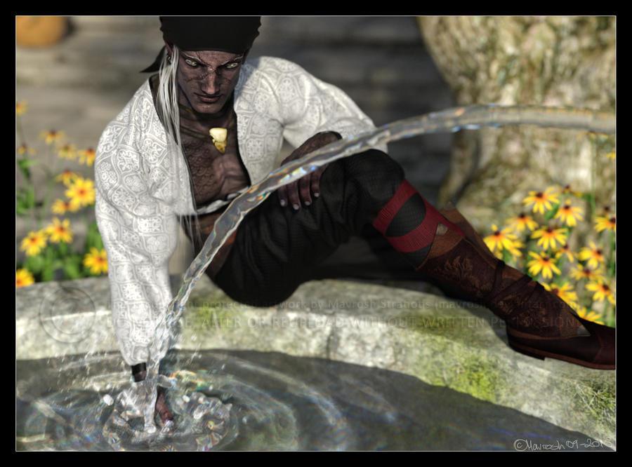 Splish Splash by Mavrosh