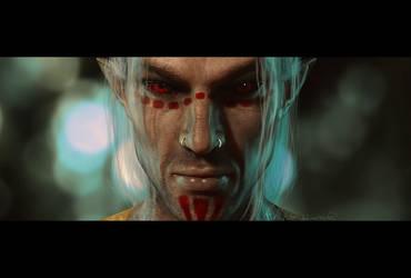 Jadur, Dunmer Warden by Mavrosh