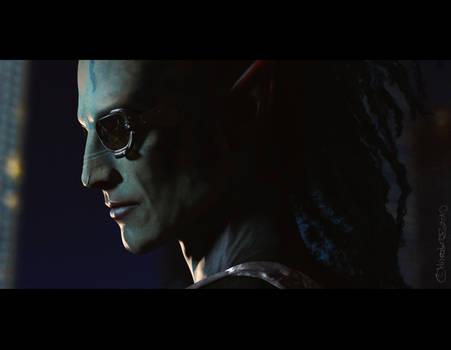 Zao, Cinematic Portrait