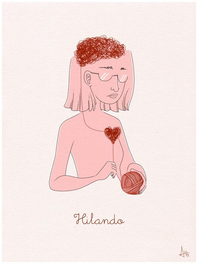 Hilando by NorikoNyaaa