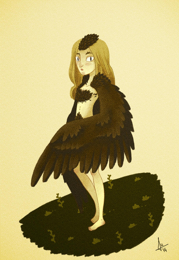 Harpy by NorikoNyaaa