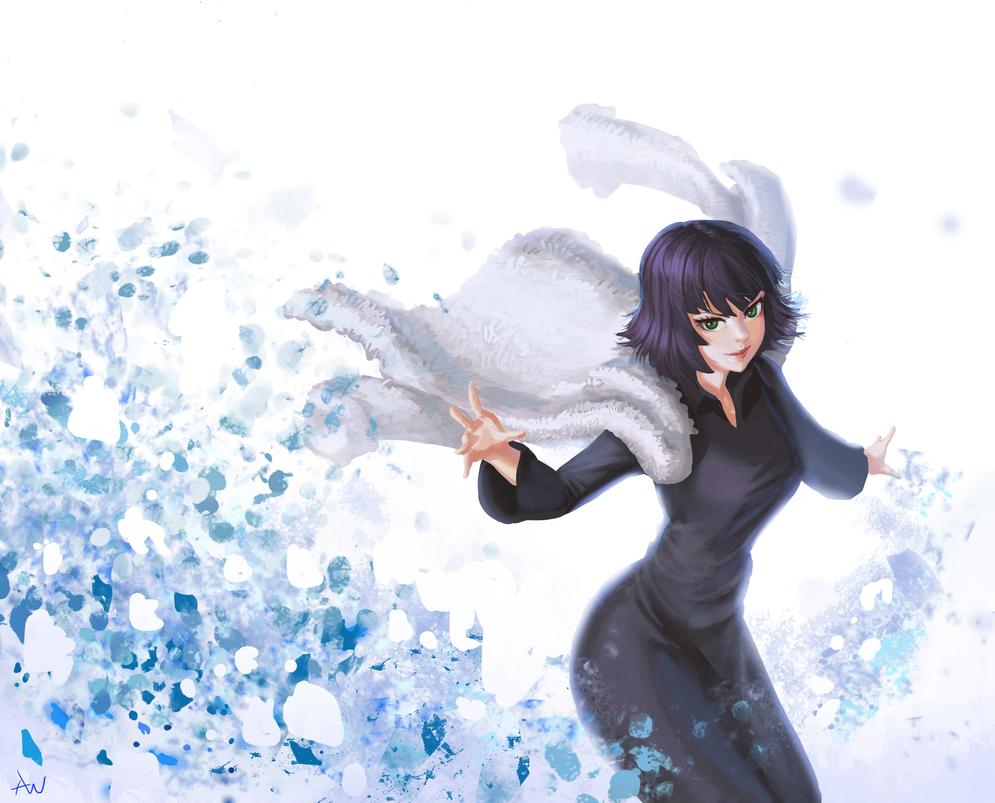 Fubuki by AthenaWyrm