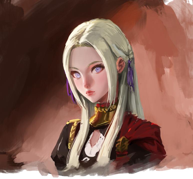 Edelgard by AthenaWyrm