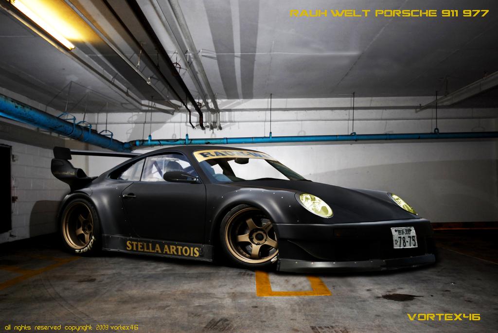Targa Rwb Walpaper: RAUH-WELT Porsche 911 977 By Vortex46 On DeviantArt