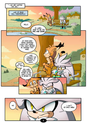 ''Heroes come back'' Chapter 1 Page 6 by FinikArt