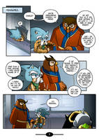 ''Heroes come back'' Chapter 1 Page 7 by FinikArt