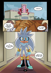 ''Heroes come back'' Chapter 5 Page 22
