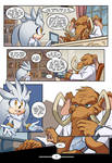 ''Heroes come back'' Chapter 6 Page 7