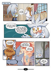 ''Heroes come back'' Chapter 6 Page 16 by FinikArt