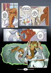 ''Heroes come back'' Chapter 6 Page 17 by FinikArt