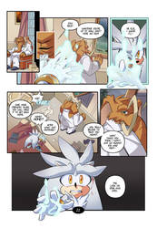 ''Heroes come back'' Chapter 6 Page 22 by FinikArt
