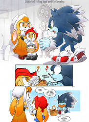 Little Red Riding Hood and the Werehog