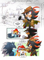 Little Red Riding Hood and the Werehog II