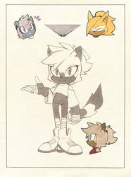That fusion thing: Tangle and Whisper