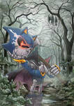 Halloween 2020: Metal Sonic the Headless Horseman