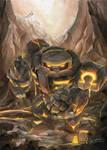 Halloween 2020: Omega the Golem