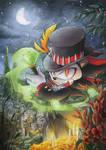 Halloween 2020: Shadow the Baron Samedi