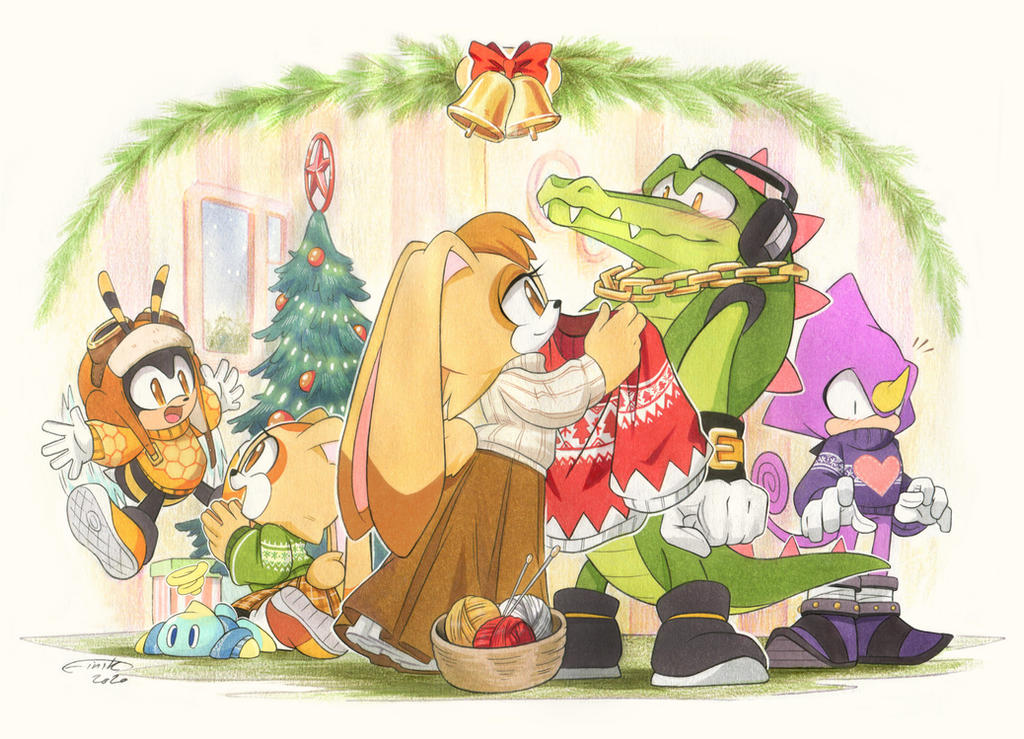 Christmas visit