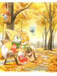 C: Autumn park