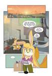 ''Heroes come back'' Chapter 7 Page 1
