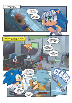 ''Heroes come back'' Chapter 7 Page 9