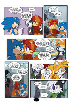 ''Heroes come back'' Chapter 7 Page 11