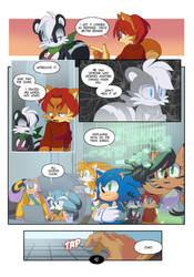 ''Heroes come back'' Chapter 7 Page 12