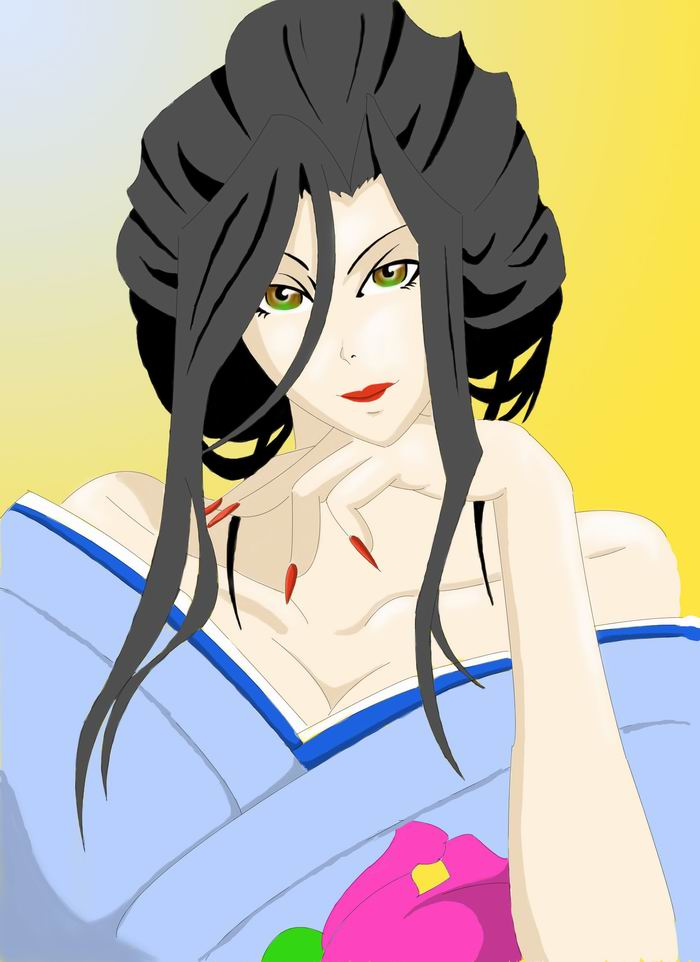 Hone Onna recolored by ejlia