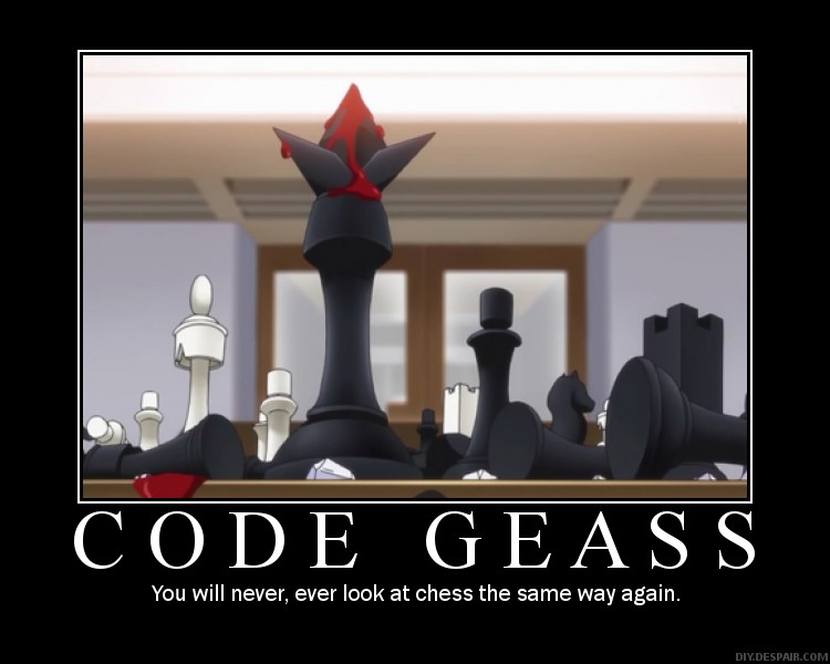 Code Geass Demotivator by Galactia-3000