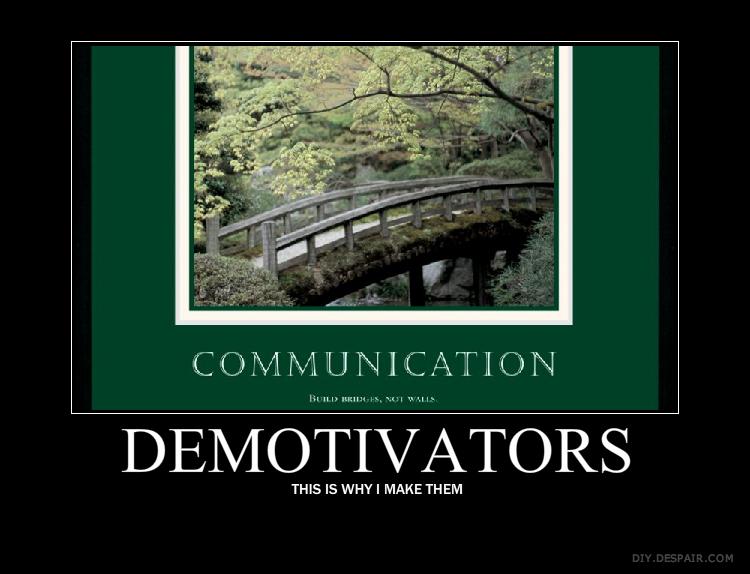 Demotivator Demotivator by Galactia-3000 on DeviantArt