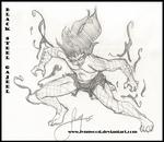 Iron Shadow Dragonforce by lynnwood