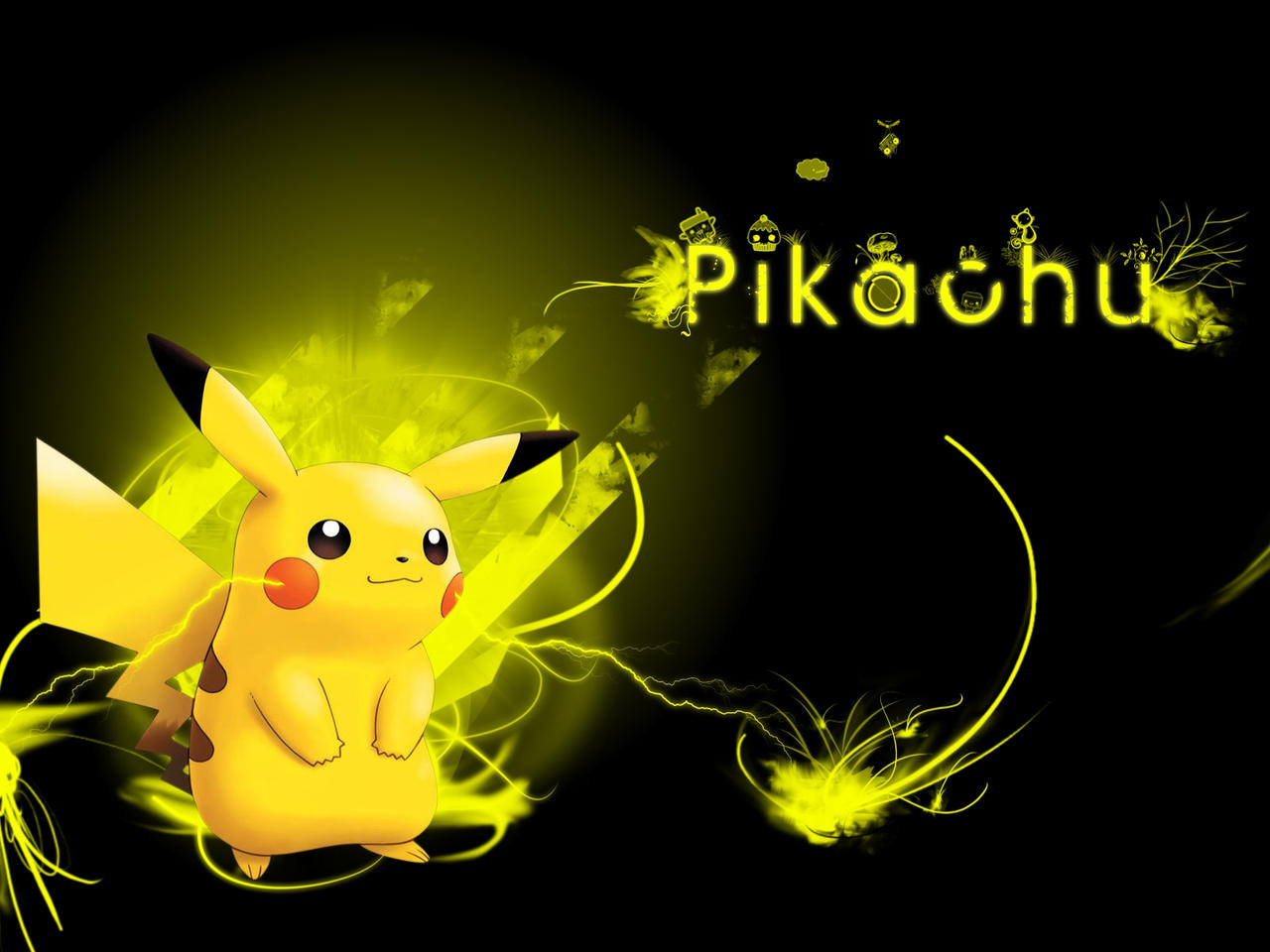 Pikachu Wallpaper By Sasori640