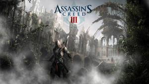 Assassin's Creed III wallpaper :D