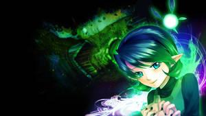 Legend of Zelda Saria!