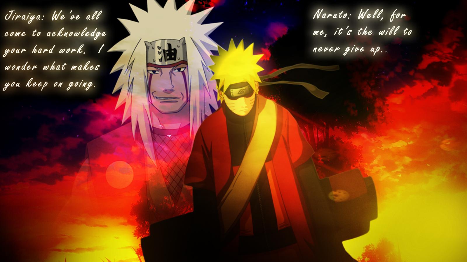 Most Inspiring Wallpaper Naruto Quotes - naruto_and_jiraiya__never_forget_by_sasori640-d7rqbf8  Image_386018.jpg