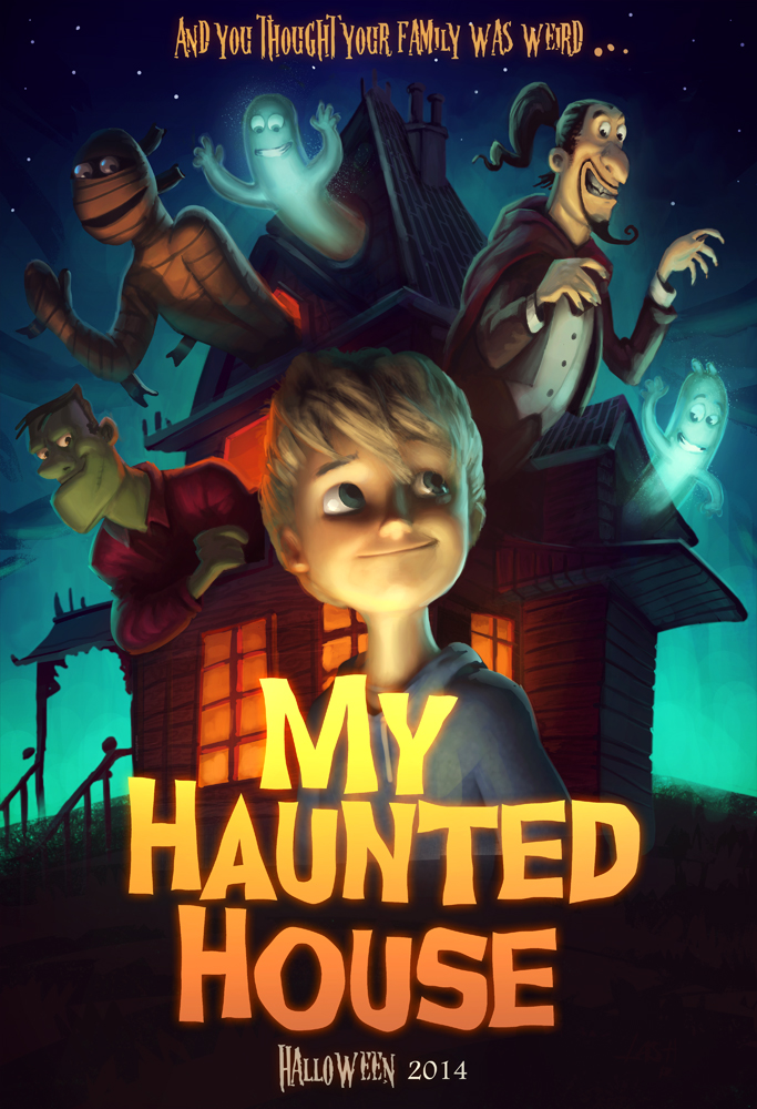 my haunted house online watch