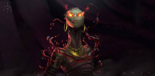 Blood Magic by EsbenLash