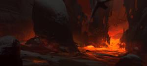 Inside the Volcano - 30min