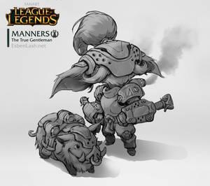MANNERS - Yordle Design