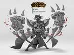 Kno - The Bone Transmutant