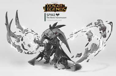 Spike - The Bone Transmutant