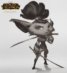 Yordle Sketch