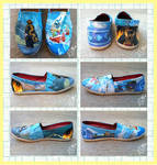 Wind Waker shoes