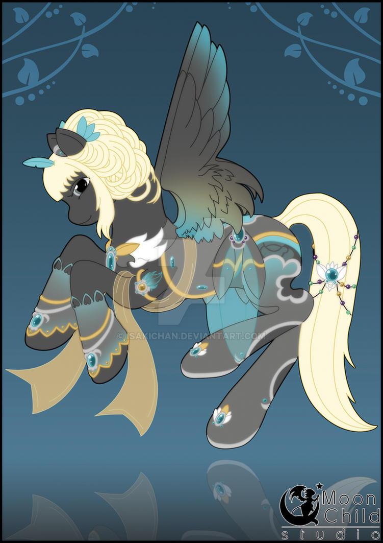 + Pony Helena + by Isakichan