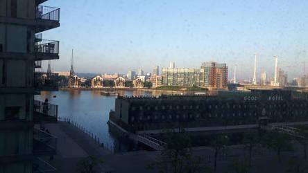 Early Morning London